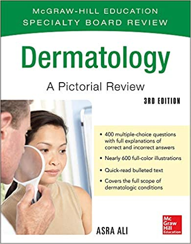 McGraw-Hill Specialty Board Review Dermatology A Pictorial Review 3rd Edition