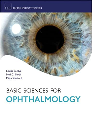 Basic Sciences for Ophthalmology 1st Edition