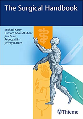 The Surgical Handbook 1st Edition