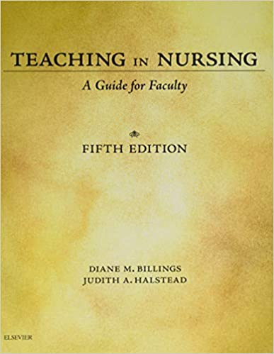 Teaching in Nursing: A Guide for Faculty 5th Edition